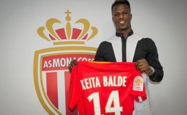 Zyrtare: Keita Balde te Monaco