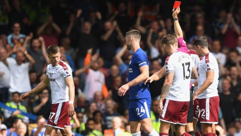 Chelsea 2-3 Burnley, vlerësimi  lojtarëve (Foto)