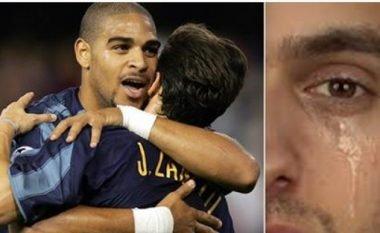"""""""Unë isha aq i pafuqishëm"""", fjalët e Zanettit rreth rënies katastrofale të Adrianos do t'jua thyejnë zemrën (Foto)"""