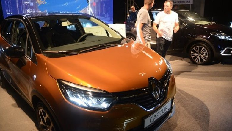 Zyrtare: Renault Captur i ri prezantohet në Prishtinë (Foto)
