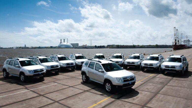 Brendi Dacia arrin vlerën 1.2 miliard euro