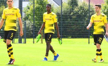 Trajneri i Dortmundit: Dembele është zhdukur, shpresojmë të mos i ketë ndodhur ndonjë gjë e keqe