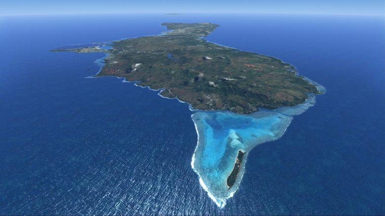 """Njihuni me Guamin, """"copën e parajsës"""" për të cilën mund të nisë Lufta e Tretë Botërore (Foto)"""