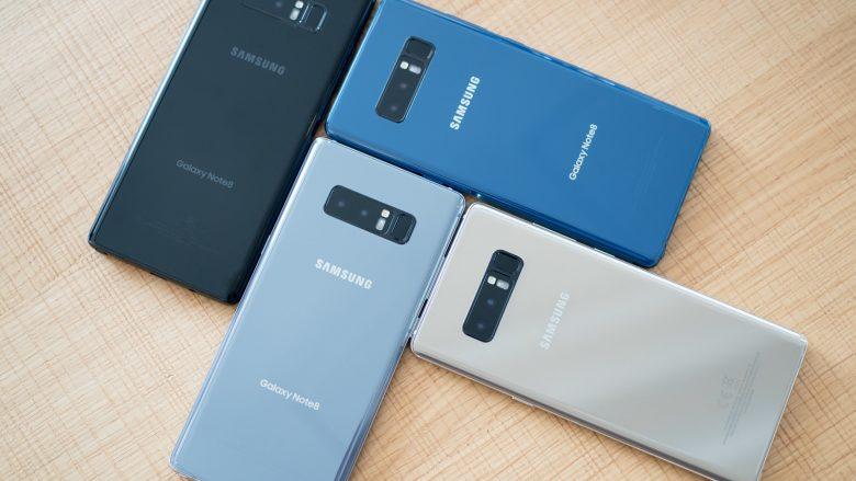 Samsung pritet të lansoj katër modele Galaxy Note 10