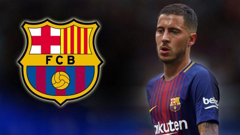 Barça me ofertë të 'çmendur' për Hazardin