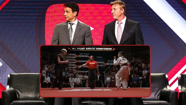 "Pas tri dekadash rikthehen protagonistët e ""Karate Kid"" (Foto/Video)"
