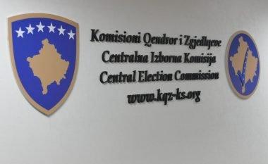 KQZ shpalli rezultatet përfundimtare të zgjedhjeve në katër komunat e veriut
