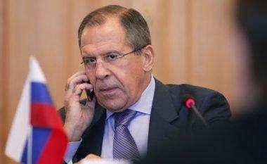 Lavrov: Rusia do të pranojë zgjidhje për Kosovën, e cila është e pranueshme për Serbinë