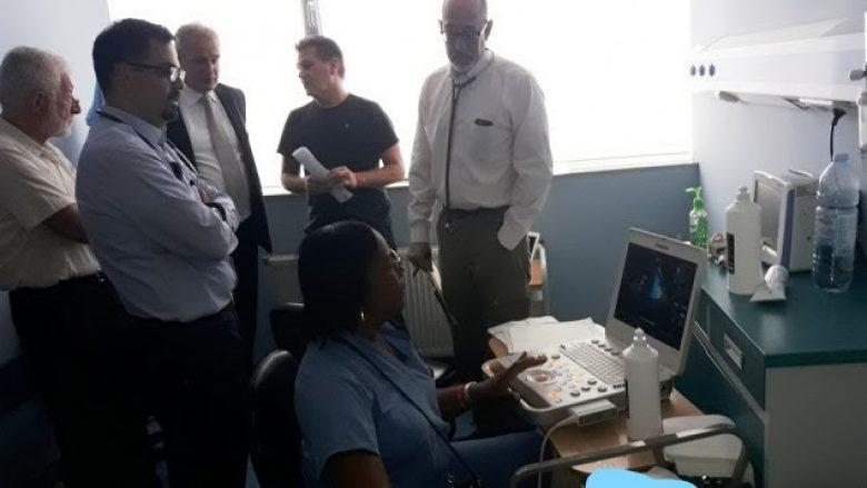 Mjekë nga Amerika kontrolluan 116 fëmijë me problem në zemër