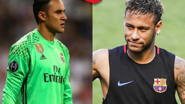 Navas: Largimi i Neymarit nuk e ka dobësuar Barcelonën