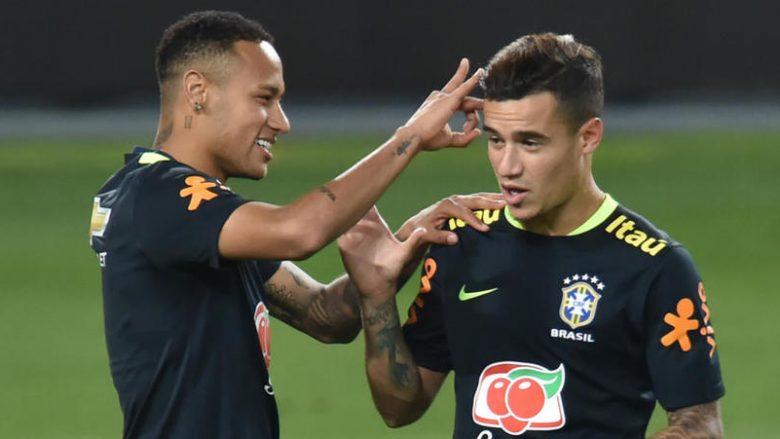 Rivaldo: Coutinho, zëvendësues ideal i Neymarit