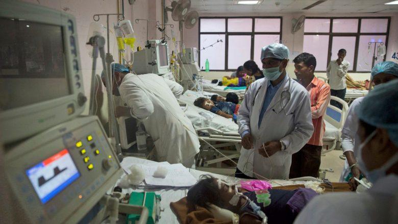 Në shtetin që ndaj një për qind të PBB-së për shëndetësi, 60 fëmijë vdesin për mungesë të aparatit me oksigjen
