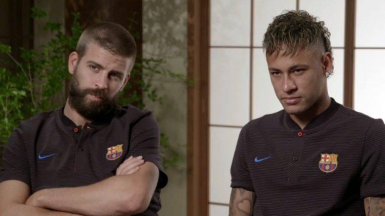 Pique: E dija se Neymari do largohej, e vendosi në dasmën e Messit