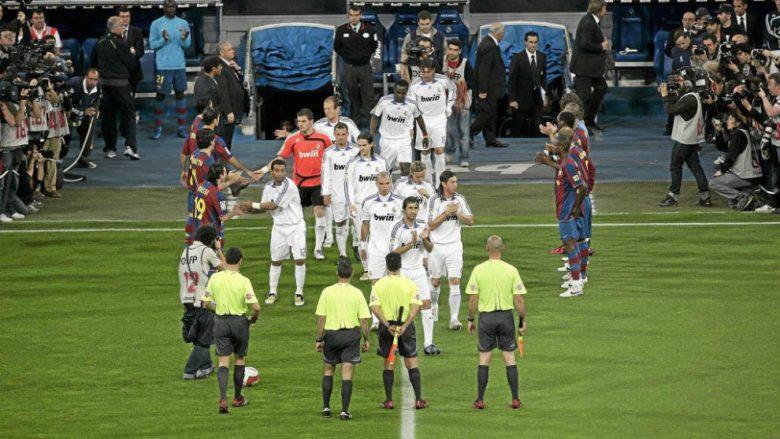 """""""Barcelona do ta bëjë gardën e nderit për Real Madridin"""""""