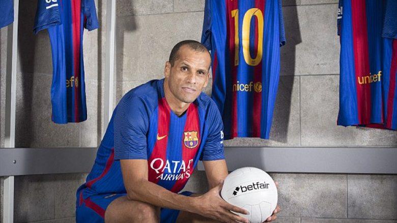 Rivaldo: Do të dëshiroja ta shihja Iscon në fanellën e Barcelonës