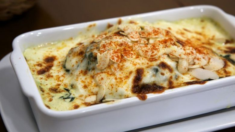 Specialitet italian: Lazanje me kungullesha dhe djathë