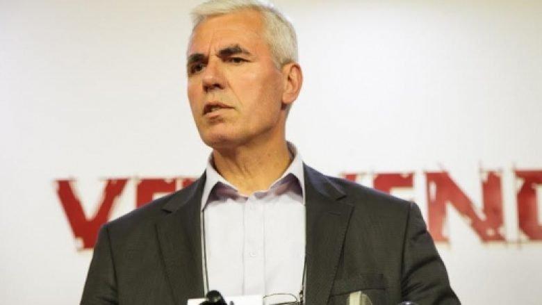 Sami Kurteshi kandidat i VV-së për kryetar të Gjilanit