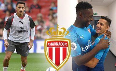 Monaco rivalizon PSG-në, kanë gati ofertën e 'çmendur' për Sanchezin