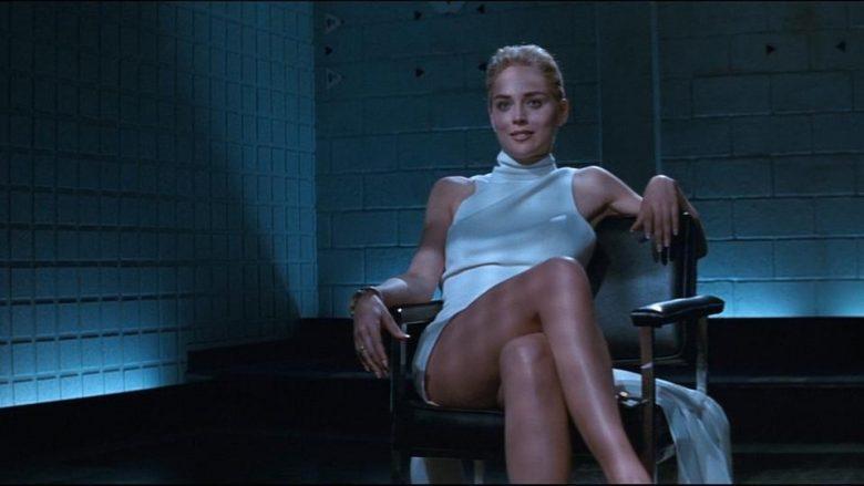 """Për herë të parë: Sharon Stone publikon pamjet e audicionit që i solli rolin në filmin """"Basic Instinct"""" (Video)"""