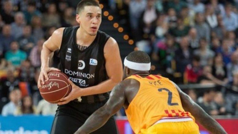 Kosova me basketbollist amerikan kundër Maqedonisë