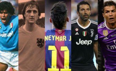 Neymar futet në 10 transferimet më me influencë në botën e futbollit – Ai renditet me Pelen, Buffonin, Figon e Ronaldon (Foto)