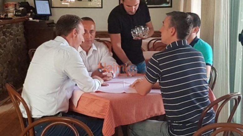 Në takimin mes PAN-it dhe Ukë Rugovës u diskutua ndarja e ministrive