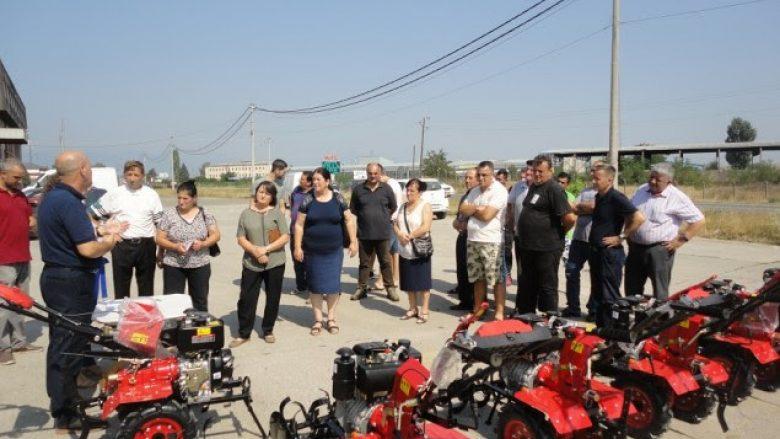 Komuna e Gjakovës ndihmon fermerët