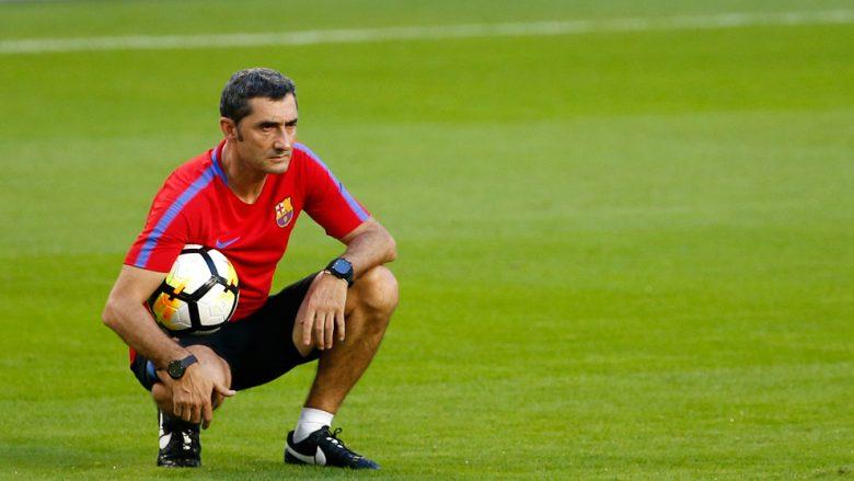 Valverde në karrierën 16-vjeçare si trajner ka triumfuar vetëm një herë kundër Realit