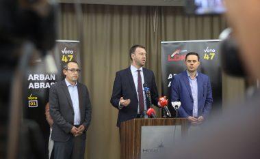 Abrashi: Problemet e Prishtinës janë të zgjidhshme, vetëm duhet vullnet