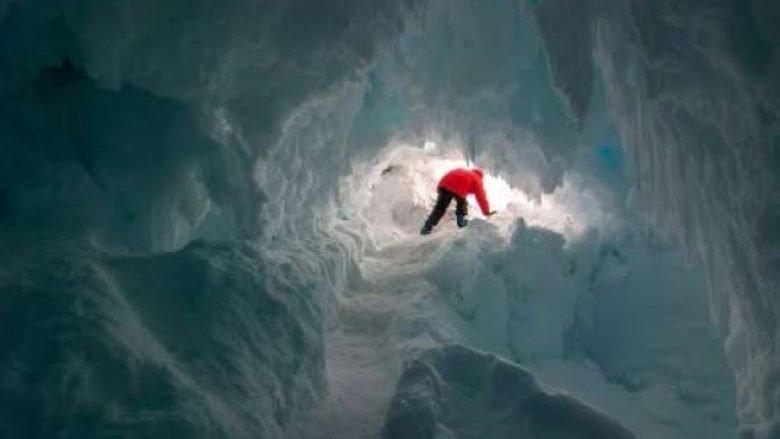 Në Antarktik ka oaza të ngrohta ku mund të ketë jetë