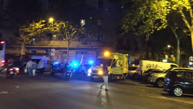 Alarmohen autoritetet e sigurisë në Barcelonë, dyshohet për eksploziv në furgon (Foto)