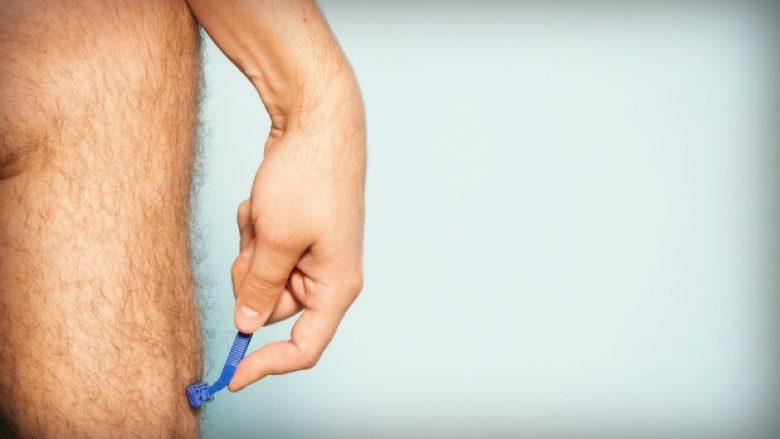 Pse futbollistët dhe atletët tjerë i heqin qimet e këmbëve (Foto)