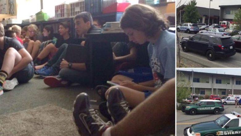 Të shtëna armësh në një shkollë në Washington, një nxënës i vrarë dhe pesë të plagosur (Foto/Video)