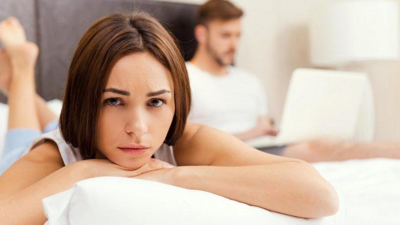 Femrave u bëhet 'bajat' seksi pas vetëm një viti në lidhje