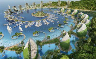 Brenda eko-resortit më luksoz në Filipine, i cili do të ndërtohet nga materialet e ricikluara (Foto)