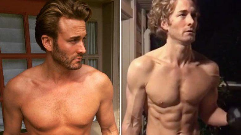Modeli e dëshmon se mund të hani karbohidrate dhe të keni muskuj barku (Foto)