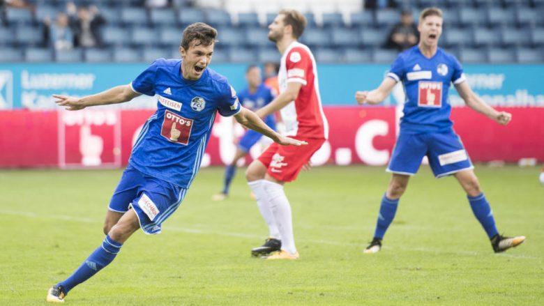 Demhasaj i jashtëzakonshëm, gol dhe asistim për Luzernin (Video)