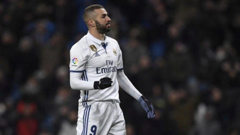 Benzema afër rinovimit me Real Madridit me klauzolë të frikshme prej 1 miliard euro