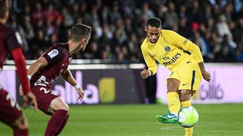 Neymar shënon gol të bukur, Cavani shënon të dytin personal (Video)