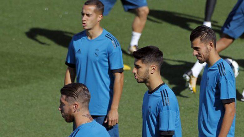 Asensio humb ndeshjen hapëse të Championsit, merr infeksion shkaku i rruajtjes së këmbëve