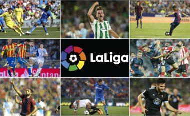 Tetë lojtarët e panjohur që po 'shkatërrojnë' në La Liga këtë fillim sezoni, në listë edhe Enis Bardhi (Foto)