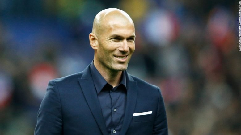 "Zidane ""i kënaqur"" me barazimin ndaj Numancias"