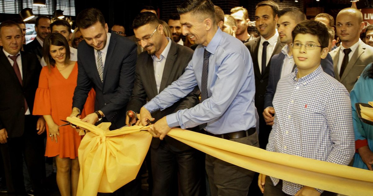 Meridian Express sjell marketin më të mirë në Kosovë