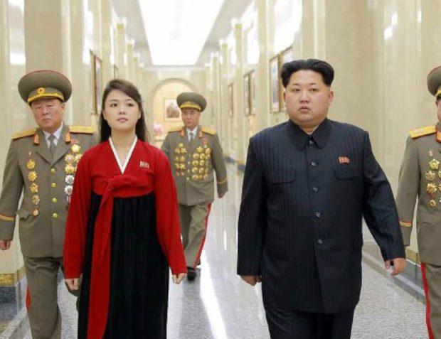 Image result for Kush është gruaja misterioze e Kim Jong-un