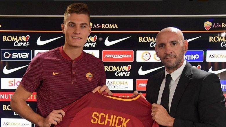 Agjenti i Schick: E kërkoi PSG, por dëshira e tij ishte Roma