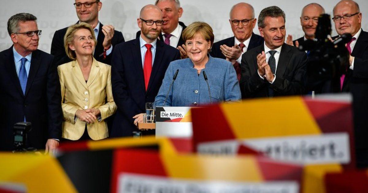 Misioni më i vështirë i Merkelit  Gruaja më e fortë në botë rrezikon të bëhet  kancelare e paradave