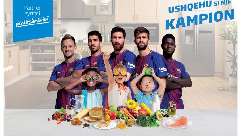 BEKO Vendos të shënoi rezultatin më të lartë me 'Ushqehu si një Kampion'
