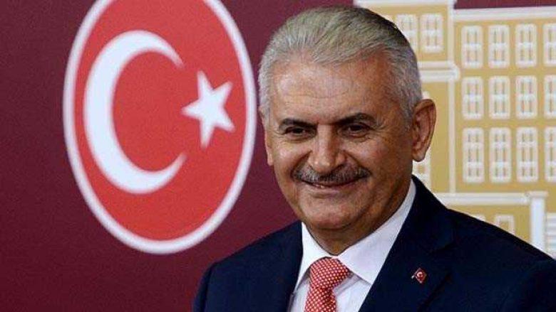 Kryeministri turk uron kryeministrin Haradinaj
