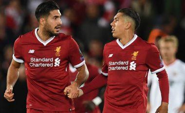 Liverpooli nuk arrin më shumë se një barazim ndaj Sevillas në Anfield (Video)