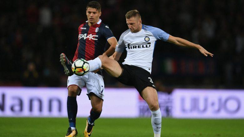 Interi ndalet nga Bologna, barazim në 'Renato Dall'Ara' (Video)